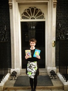 Clever Tykes Downing Street Jodie